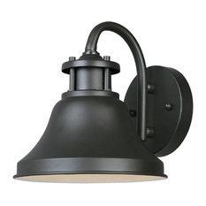 Designers Fountain 31311-BZ Bayport - One Light Outdoor Wall Lantern