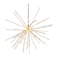 Star Light LED Light, Large, Mains, Copper