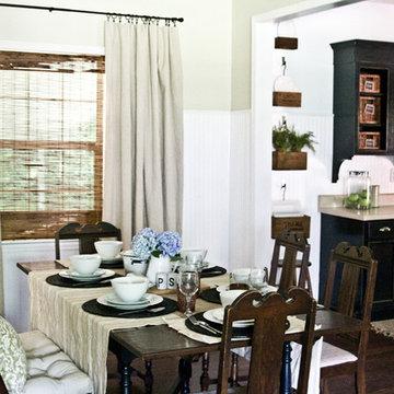 Lettered Cottage Dining Room