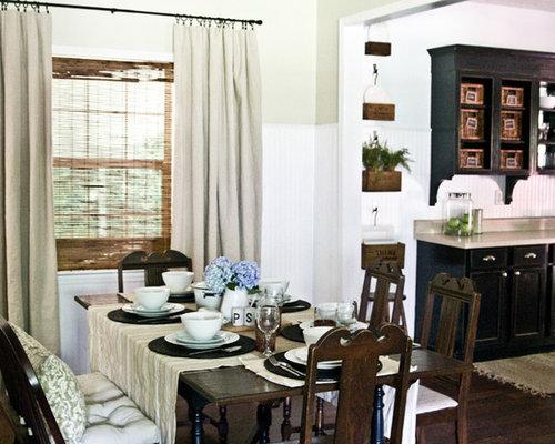 save photo sususu lettered cottage dining room - Dining Room Blinds