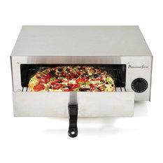 Pizza Baker Frozen Food Oven, Stainless Steel