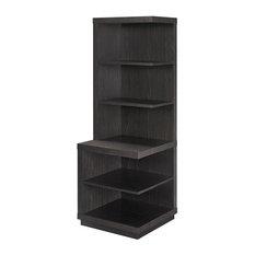 Altra Furniture   Hollow Core Audio Pier   Bookcases