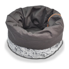 Snuggle Bed, Husky Gray, Large