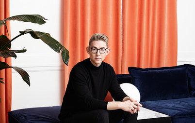 Emil Thorup: Sådan har jeg indrettet min arbejdsplads som et hjem