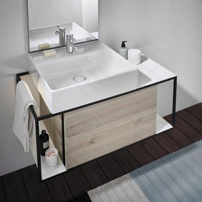 Contemporáneo Tocadores y muebles de lavabo by burgbad