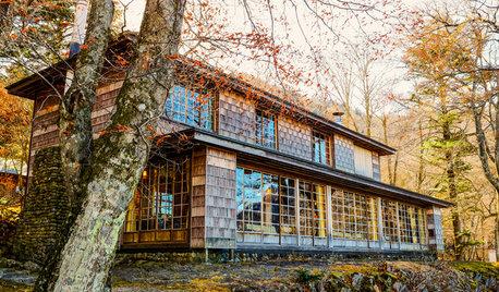 Архитектура: Восток и Запад на вилле Антонина Рэймонда в Японии