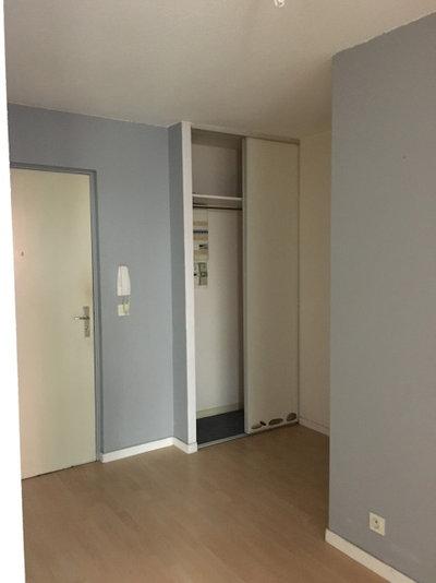 Avant/Aprs : A Strasbourg, style no Art-dco pour 2P de 43m2