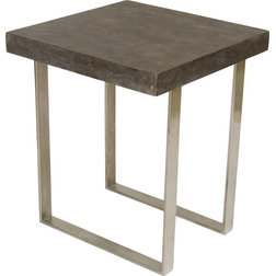 Good Industrial Side Tables And End Tables by HedgeApple