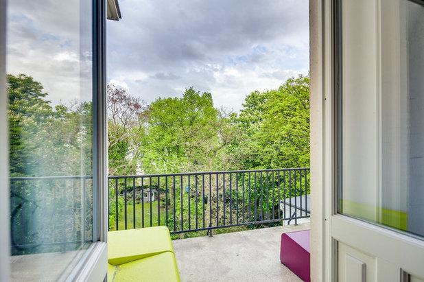 Modern Balkon by Studio Stern