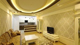 Ремонт гостиной в Ставрополе
