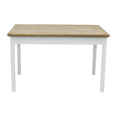 Charles Bentley Country Basket Dining Table