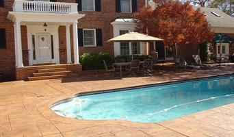 Bomanite Pool Decks