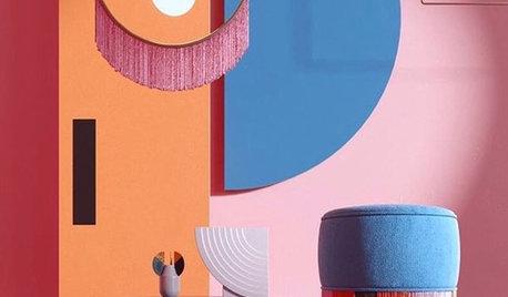 Микротренды: Цвета, фактуры, материалы на Maison & Objet 2019
