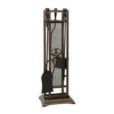 Ornamental Designs FT-BS-BR Belisario Tool Set, Bronze