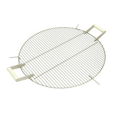 Stainless Steel Grill Grates for Modern Fire Pits, Medium