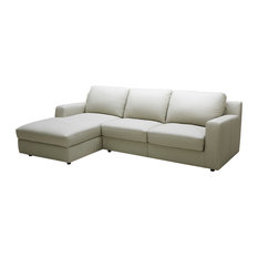 J&M Furniture - Lauren Chaise, Left Hand Facing - Sectional Sofas