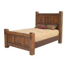 Reclaimed Timber Bed, King