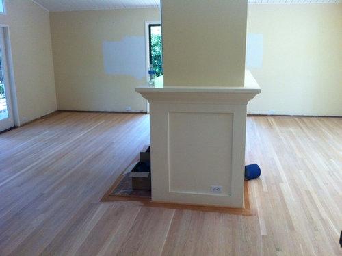 Refinishing White Oak Floors