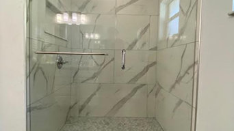 Residential Glass Showers