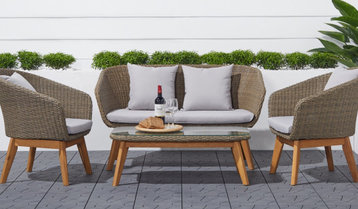 This Summer's Bestselling Outdoor Lounge Picks