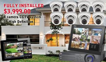 8 HD IP network CCTV package