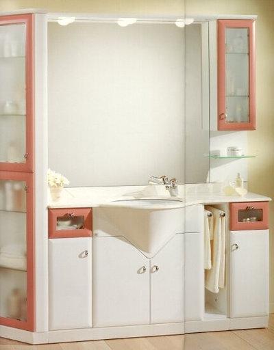 Modern Bathroom by European Cabinets & Design Studios