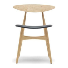 - Carl Hansen & Son CH33T Dining Chair - Dining Chairs