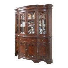 Mahogany China Cabinets and Hutches | Houzz