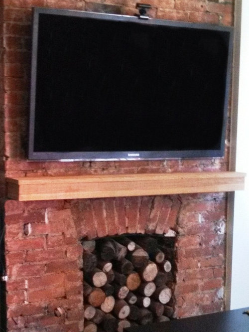 Fireplace Mantel - Products