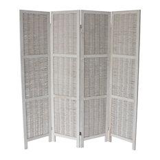 milton greens stars inc blake 4panel room divider white screens and