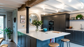 On Trend Graphite Kitchen