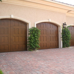 Eden Coast Composite Garage Doors