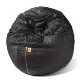 Jaxx Cocoon 6-Foot Bean Bag Lounger - Dark Denim