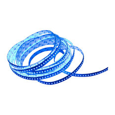 24V 90 CRI 2216 LED Strip Light, Blue