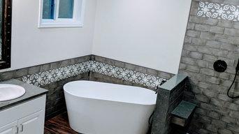 Bathroom Work
