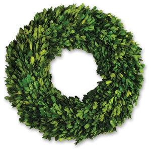 "Boxwood 16"" Wreath"