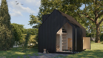 The Lookout - modern solar powered playhouse