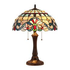Grenville 2-Light Victorian Table Lamp