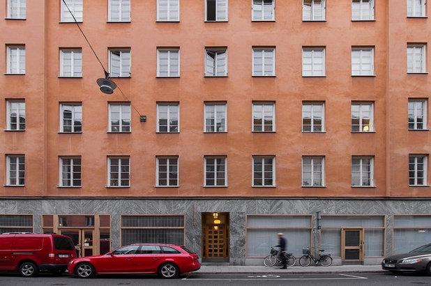 Fasad by Bouger Stockholm