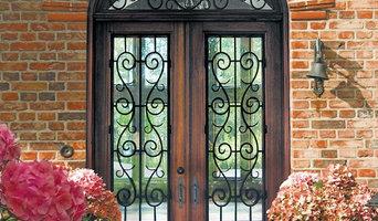 Iron/Wood Entry doors