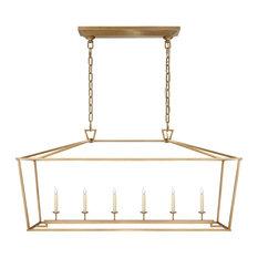 Visual Comfort Lighting E.F. Chapman Darlana Large Linear Lantern