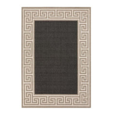 Surya Alfresco Navy Area Rug