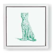 """""""WILD CHILD-Cheetah"""" by John Banovich Limited Edition Giclee, Canvas, 13"""