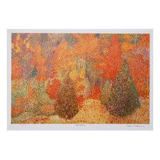 """""""Fall Colors"""" Artwork"""