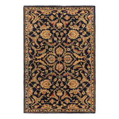 Area Rugs Remhala Re1350 Rug Navy 7 6