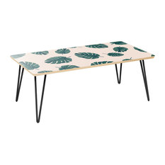 NyeKoncept - Brixton Hairpin Coffee Table - Modern Tropics - Coffee Tables