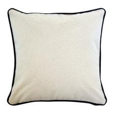 "Pillowcase, Natural, 16""x16"""