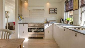 Kitchen Flooring Project Photos