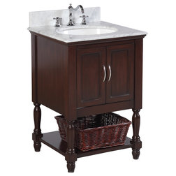 Good Traditional Bathroom Vanities And Sink Consoles by Kitchen Bath Collection
