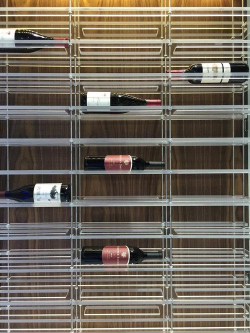 Elevate wine display - Storage And Organization
